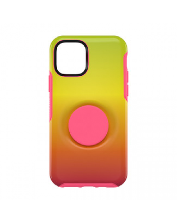 Otterbox - Otter + Pop Symmetry Case with Swappable PopTop Island Ombre for iPhone 11 Pro