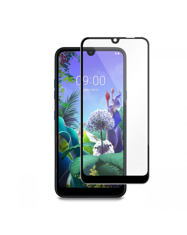 Blu Element - Tempered Glass Screen Protector for LG Q60