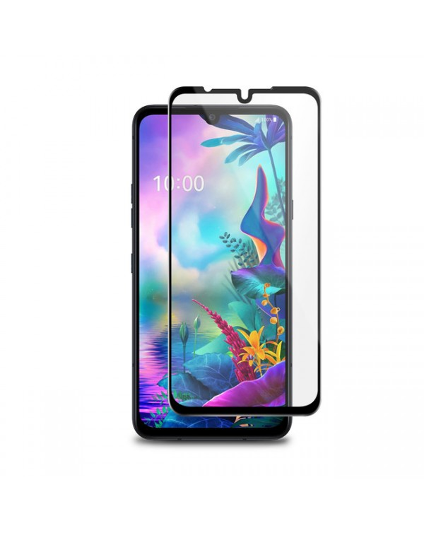Blu Element - Tempered Glass Screen Protector for LG G8X ThinQ
