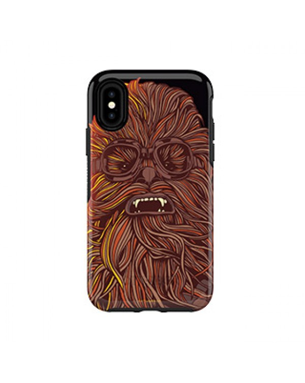 iPhone X/Xs Otterbox Chewbacca Symmetry Star Wars Series Case