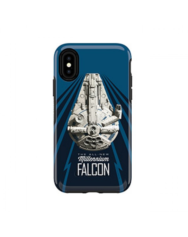iPhone X/Xs Otterbox Millenium Falcon Symmetry Star Wars Series Case