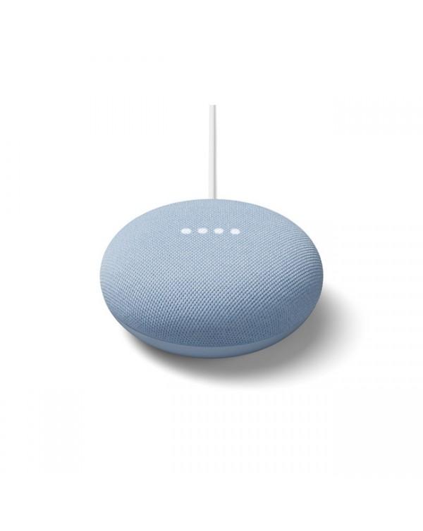Google - Nest Mini Assistant V2 Como Blue