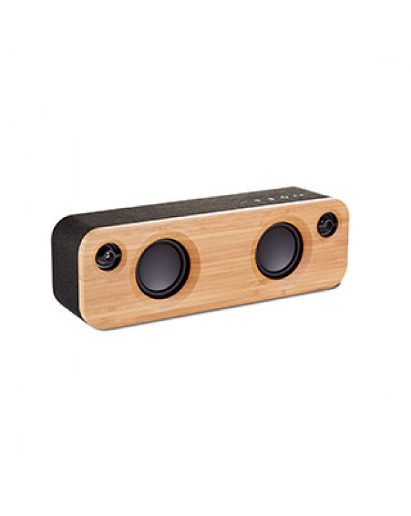 House of Marley Signature Black Get Together Mini Bluetooth Speaker