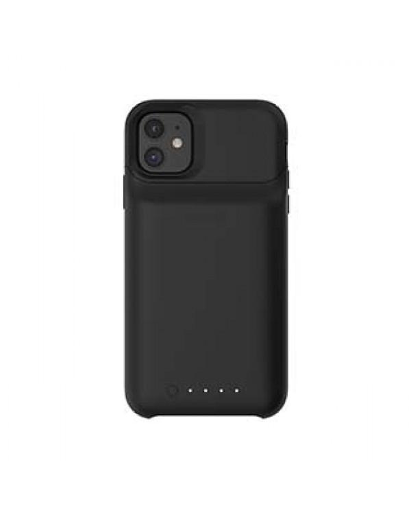 iPhone 11 mophie black juice pack access case w/ Qi