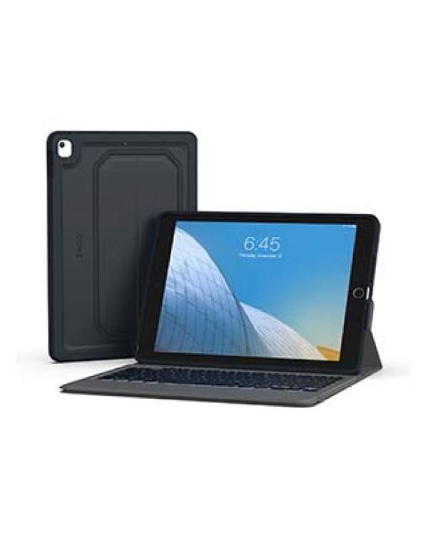 iPad 10.2 (2019) (7th Gen) ZAGG Black Rugged Messenger Case