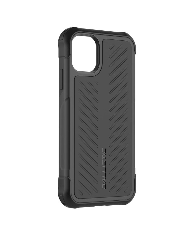 BALLISTIC TOUGH JACKET SERIES CASE FOR IPHONE 11 PRO, BLACK