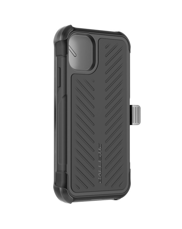 BALLISTIC TOUGH JACKET MAXX SERIES CASE FOR IPHONE 11 PRO, BLACK